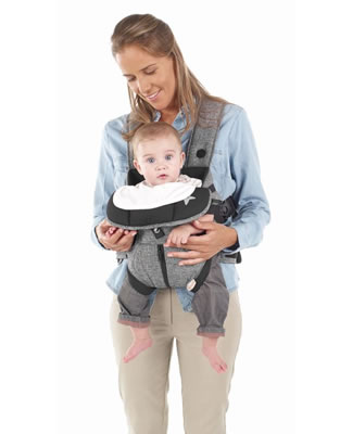 Travel baby carrier 2