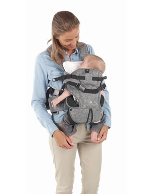 Travel baby carrier 3
