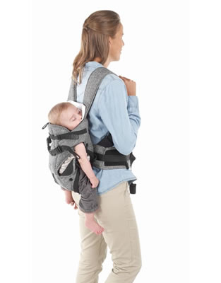 Travel baby carrier 4