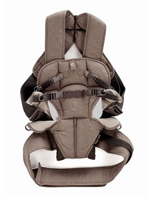Travel baby carrier 6